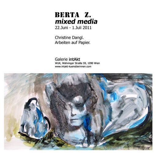 BERTA Z. – mixed media