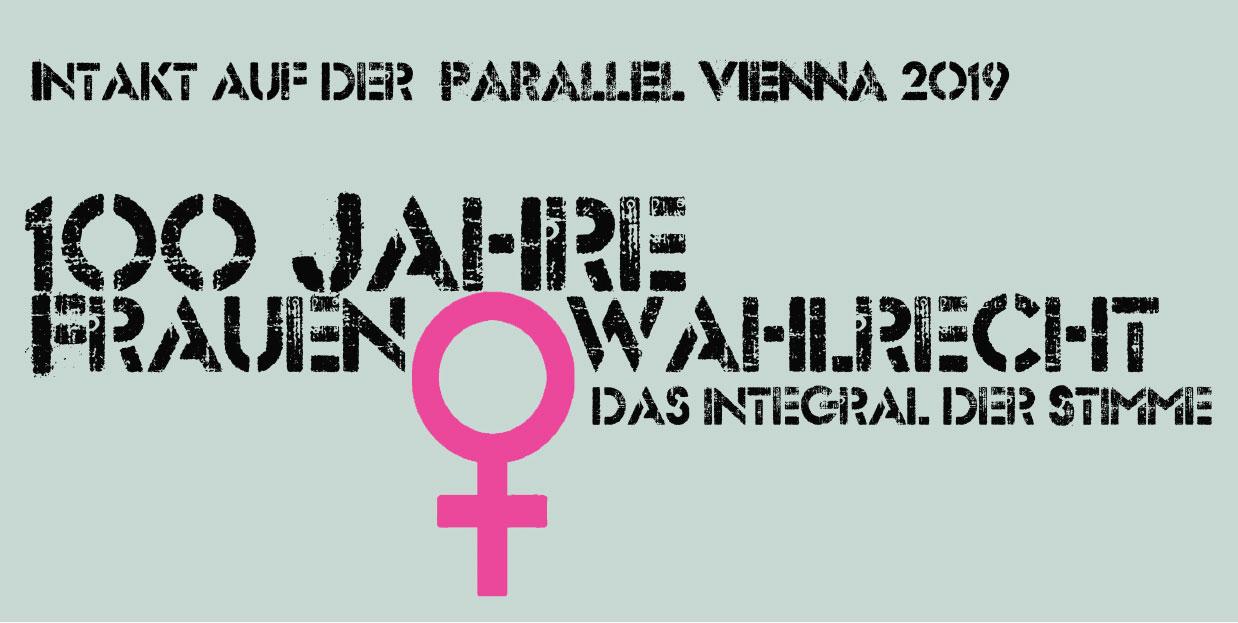 PARALLEL VIENNA 2019